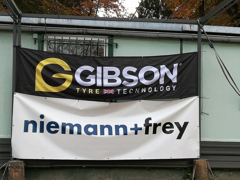 Essai pneus Niemann+Frey / Gibson