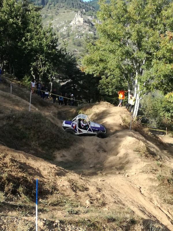Finale trial 4x4, auto et buggy 2018